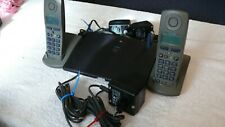 SIEMENS GIGASET 3075 ISDN mit 2 MOBILTEILE
