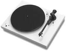 Pro-Ject Debut RecordMaster Plattenspieler Weiß elek.33/45 RPM USB out
