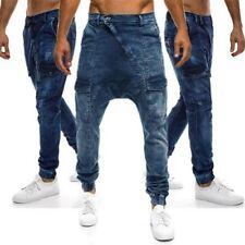 Pantaloni da uomo regolanti multicolori misto cotone