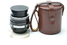 NEW! Carl Zeiss Jena Flektogon 2.8/35 lens M42 mount Zebra S/N 9112714