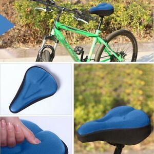 Bicycle MTB Bike Cycling Saddle Road Mountain Sponge Pad Sport Soft Cushion Seat