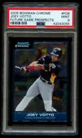2006 Bowman Chrome Joey Votto PSA 9 Mint Future Game Prospects Cincinnati Reds