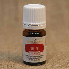 Young Living DIGIZE VITALITY 5 mL E O NEW Unopened SHIPS in 24 hrs CALM & RELAX