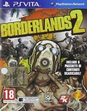 BORDERLANDS 2 - PLAYSTATION VITA COME NUOVO