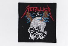 METALLICA     PATCH   ECUSSON  Patch thermocollant