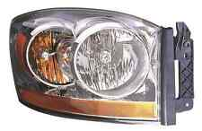 New 2006 Dodge RAM 1500 / 2500 / 3500 right passenger headlight head light