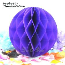 Wabenball Papier Honeycomb Party Hochzeit Dekoration Papier Ball Event Raum Deko