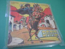 Film SUPER 8 ZORRO assalito  A.V.O. Film Vintage Sonoro