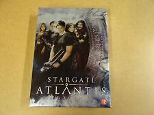 5-DISC DVD BOX / STARGATE ATLANTIS - SEASON 3