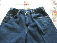 WRANGLER  RELAXED FIT JEANS    SIZE: 34 X 30