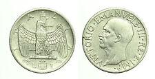 pcc1698) Vittorio Emanuele III (1900-1943) 1 lira 1936 Impero