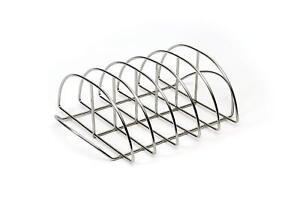 KAMADO JOE Large Stainless Steel Rib Rack, Chops, Chicken, Spare Ribs, BBQ, Oven