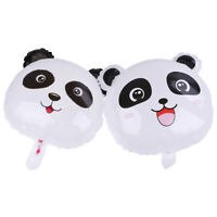 Panda Foil Balloon 18inch Panda Balloon Birthday Party Decor Inflatable Toy 3C