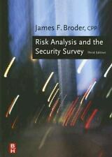 Risk Analysis and the Security Survey, Third Edition, Good Books