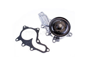Tru-Flow Water Pump TF8487 fits Toyota Rav 4 2.5 VVTi 4x4 (XA40)
