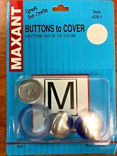 """Maxant Buttons to Cover 3 Buttons Size 36 7/8"""""""