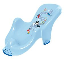 Disney Mickey Mouse (Bleu) - anatomique Baby Bath Support Baigneuse assise