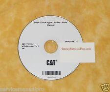 SEBP2794 New Cat Caterpillar 953C Track Loader Parts Manual Repair Service Book