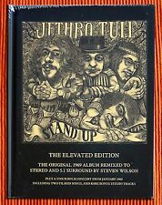 JETHRO TULL - STAND UP  The Elevated Edition 2CD + 1DVD deluxe Ltd set  SEALED
