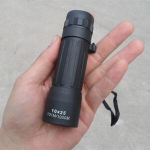 Portable Small Mini Camping Vision Adventure Hunting Monocular Telescope FB