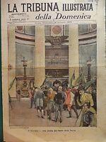 1899 ROMA VITTORIO EMANUELE PANTHEON MODA SIGNORE GAUCHOS DELLA PAMPA