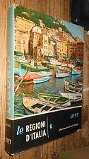 Le Regioni d'Italia  n. 6 UTET 1961 Liguria L11