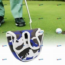Qhalen Golf Mallet Putter Cover with 2Ball For Scotty Cameron Taylormade Odyssey