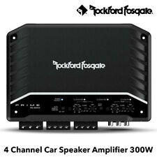 Rockford Fosgate Prime R2-300X4 - 4 Channel Car Amplifier 300W Speaker Amplifier
