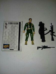 Zap V3 G.I. Joe Valor Vs Venom Loose And Complete