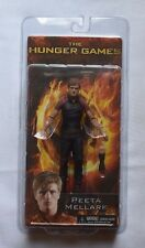 2012 NECA Peeta Mellark Hunger Games Action Figure