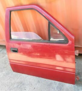 ISUZU OPEL CAMPO 1988 95 4JA1 4WD 2WD ONLY BARE FRONT RIGHT DOOR  USED