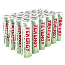 Tenergy Centura AA 2000mAh Low Self Discharge NiMH Rechargeable Battery Cell Lot