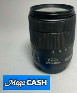 Canon EF-S 18-135mm f/3.5-5.6 IS NANO USM Lens (SEE CONDITIONS)