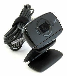 Logitech B525 HD V-U0023 720p 1.80m USB Webcam w/ Noise Cancelling Microphone