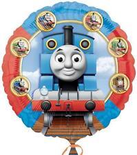 "Thomas Train & Friends 18"" Round Foil Mylar Balloon 1 Ct Birthday Party Supplies"