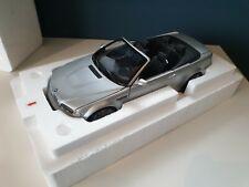 BMW M3 E46 cabriolet CS 1/18 Gris grau silver Kyosho