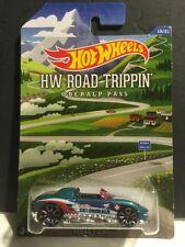 2015 Hot Wheels : Road Trippin Oberalp Pass #10/21 - MX48 Turbo