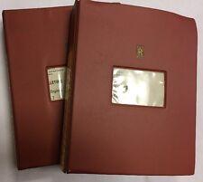 Rolls Royce Original Service Bulletins Light Aircraft Engines 2 Volumes