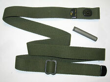 M1 CARBINE RIFLE SLING (ww2 repro) w/ OILER, OD cotton web FREE SHIPPING!