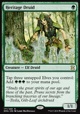 MTG HERITAGE DRUID FOIL EXC - DRUIDA DELL'EREDITÀ - EMA - MAGIC