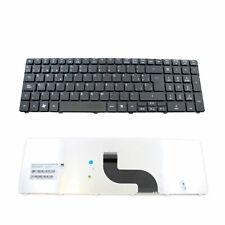 Keyboard Spanish Acer Aspire 5536 5538 5542 7540 7736Z 90.4CH07. S0S V104730AK1