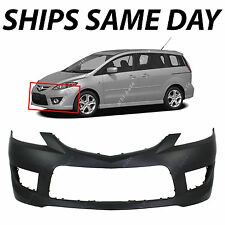 NEW Primered - Front Bumper Cover Fascia Replacement for 2008-2010 Mazda 5 08-10