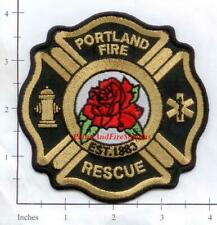 Oregon - Portland Fire Rescue OR Fire Dept Patch