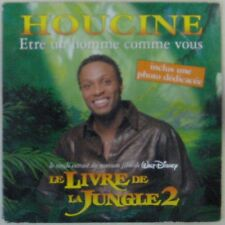 Walt Disney CD Livre de la Jungle Houcine 2003