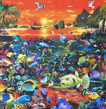 PUZZLE ..JIGSAW....NEWTON......OCEANS........South China Seas.....550.Sealed