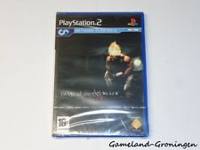 PlayStation 2 / PS2 Game: Twisted Metal Black Online (NEW/SEALED) [PAL] --RARE--
