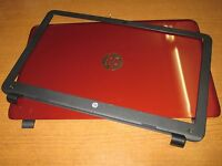 OEM HP 15-F271WM 15-F SERIES LCD BACK COVER FRONT BEZEL EAU6500302A EAU99003010