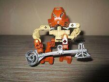 Lego 8584 Bionicle Mata Nui Matoran Hewkii complet de 2003