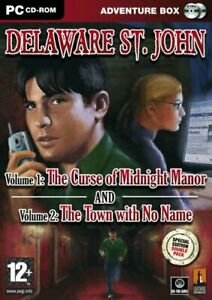 Delawae St.John The Curse & The Town With No Name (Dispatched Same Working Day)