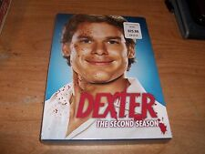 (2) Dexter The Complete Second Third Season 2 3 (DVD, 2009) Drama TV Show